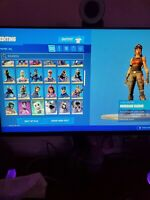 Add a player with Renegade Raider on your Fortnite friends list