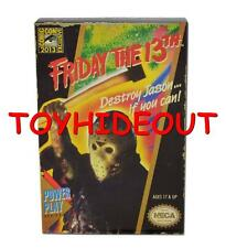 NECA SDCC 2013 FRIDAY THE 13TH JASON VOORHEES VIDEO GAME ACTION FIGURE NINTENDO