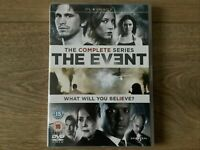 The Event  Complete Series 6 Discs  DVD 2011 Universal New Sealed  Gift
