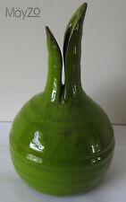 BULBO di tulipano verde a forma di vaso jar pot Urna Ceramiche Erbe Fiori