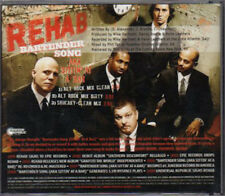 REHAB - BARTENDER SONG - US Promo Cd Single  sittin' at a bar graffiti the world
