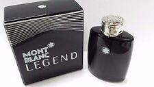 Mont Blanc Legend  0.15 oz/ 4.5 ML Mini Splash Men's Eau De Toilette New IN Box