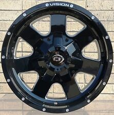 "4 New 18"" Wheels Rims for Ford F150 2006 2007 2008 2009 2010 2011 Raptor - 2412"
