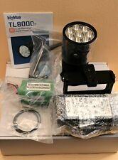 New TL8000p BigBlue 8000 Lumen Li-Ion Dive Light !!