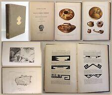 Powell Report Bureau of American Ethnology 1895-96 Part 2 USA Smithsonian xy