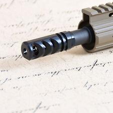 Compensator .308 M14X1RH Threads Muzzle Brake with Crush Washer+Jam nut