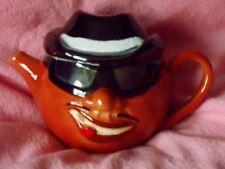 Vintage CARLTON WARE gangster teapot