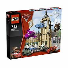 LEGO 8639 - L'EVASIONE DI BIG BENTLEY - SERIE DISNEY CARS