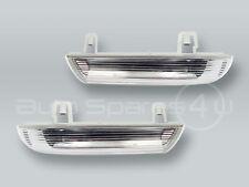 Door Mirror Turn Signal Lamps Lights PAIR fits 2004-2009 VW Passat