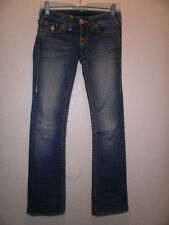 AUTHENTIC TRUE RELIGION  BECKY  BIG T JEANS SIZE 24