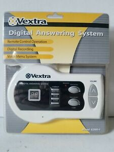 Vextra 62800-1 Digital Telephone Answering System