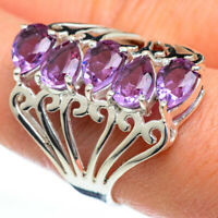 Color Change Alexandrite 925 Sterling Silver Ring Size 9.25 Jewelry R46854F