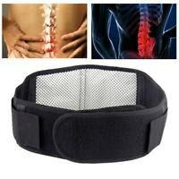 Fitness Protection Belts Self-heating Magnetic Therapy Support Lumbar Back C8S2
