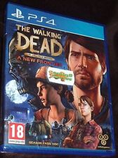 The Walking Dead Telltale Series A New Frontier PS4 NEW SEALED FREE UK p&p