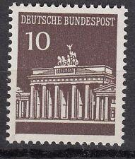 TIMBRE ALLEMAGNE  NEUF N° 368 ** PORTE DE BRANDEBOURG A BERLIN