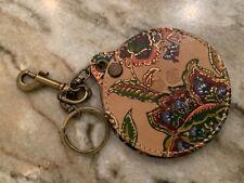 Nwt Patricia Nash Liscia Twist Mirror Fob - French Tapestry
