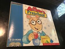 Arthurs Preschool CD-Rom By The Learning Company