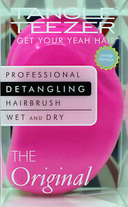Tangle Teezer Professional Detangling Hairbrush The Original/ wet and Dry