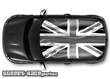 707 Car roof wrap printed sticker - Mini Cooper union jack