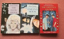 The Snow Spider Trilogy, Jenny Nimmo Mammoth 1991