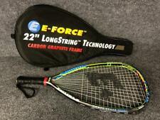 E-Force Judgement Stun 175g Racquetball Racquet with Cover 3 5/8 Grip