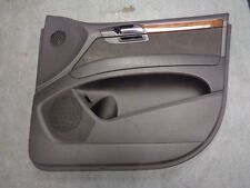 *AUDI Q7 2007-2009 DRIVER RIGHT FRONT DOOR CARD PANEL ELECTRIC