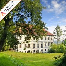 Kurzurlaub Prag Schloss Hotel Loucen bei Prag 3 Tage für 2 Personen Wellness