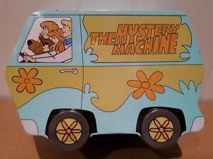 SCOOBY DOO THE MYSTERY MACHINE TIN DEAGOSTINI Hanna Barbera