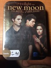 Twilight The Movie - CARD GAME - 2-4 Player Ages 10+ Used