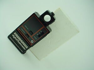 Promandis Digital Flash Meter - Made for Promandis LTD made in the USA - Clean