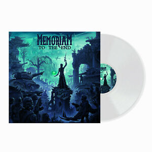Memoriam-To the End exclusive limited white vinyl  only 100  PRE_ORDER!!!!