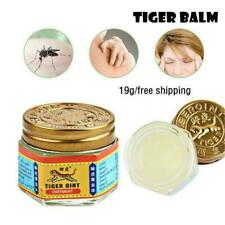 60g Original TIGER Red White Balm Thai Ointment Relief Pain Ache Muscle M3Z2