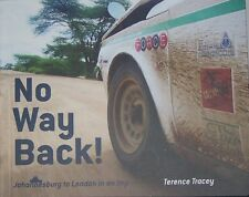 No Way Back! - Book by Terence Tracey, Hillman Imp