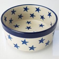Midnight Star  W 10cm Polish Pottery 10cm Ramekin H 4.5cm
