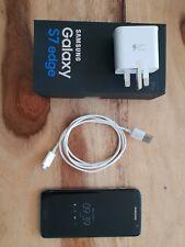 Samsung Galaxy S7 edge SM-G935 - 32GB - Black Onyx (Vodafone) Smartphone