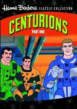 THE CENTURIONS Complete First Part 1 One Series DVD Set TV Show Cartoon Season W