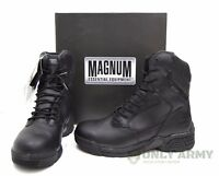 Magnum Stealth Force 8.0 WPI Boots Waterproof Leather Boots Safety Army Police
