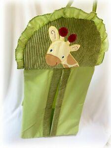 NOJO Crown Jungle Babies NURSERY Crib Bedding, Accessories, Lamp YOUR CHOICE EUC