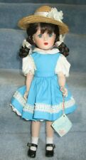 "New Listing1998 Porcelain Madame Alexander Margaret Doll 16"" w Hang Tag 75th Anniversary"