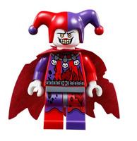 Lego jestro Nexo Knights MINIFIGURE w/ cape from Set 70316 new minifig