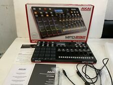 AKAI Professional MPD232   16-Pad USB/MIDI Pad Controller with Step-Sequencer...