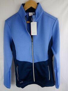 """Women's Ping Golf Florrie Fleece Water Resistant Full Zip Jacket UK 12 (40"""") NEW"""