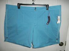 2 pairs NWT GLORIA VANDERBILT plus All-Around Slimming Effect Maren Shorts 24W