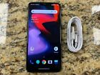 """Unlocked OnePlus 6 A6003 64GB 6.28"""" (Mirror Black) Used Condition Read #37"""