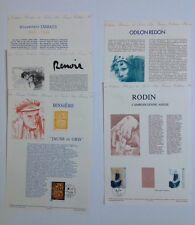Lot De 40 Documents Philatéliques