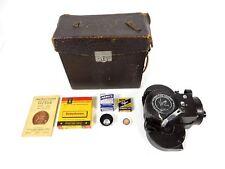 Antique 16mm Victor Cine Camera Model 3 w/ Dallmeyer f2.9 Lens