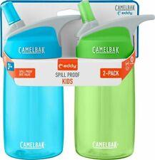 CamelBak eddy Kids 2-Pack Waterbottle Sky Blue/Grass 4 L