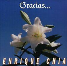 Enrique Chia - Gracias [New CD]