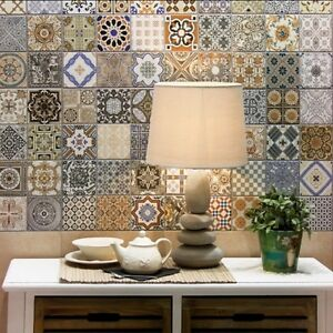 Provence Country Rustic Tiles - Decor Tiles 44.2cm X 44.2cm