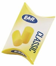 100 x 3m E.A.R classic ear plugs PU foam disposable EAR E-A-R * 50 pairs *